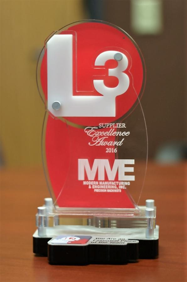 L3 Award